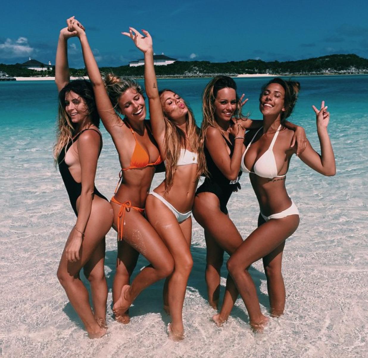 bahamas babes